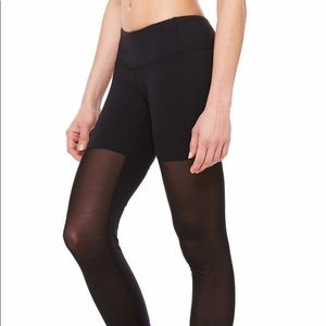 Alo Yoga Mesh Goddess legging